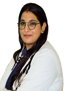Dr. Jyoti - MBBS, MD, DNB, MNAMS
