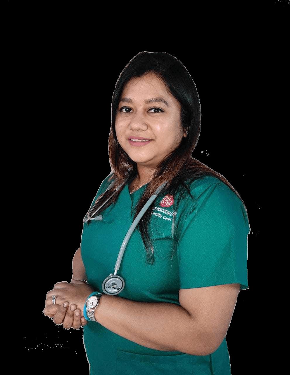 Dr. Julie Chhawchharia